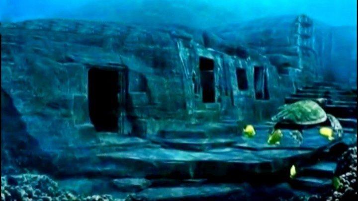 4 млн лет 5-ти метровым мумиям в Тибете. Город под водой. НЛО. Артефакты...