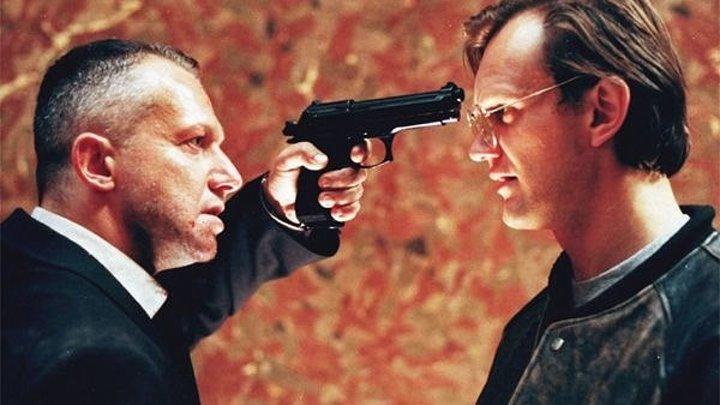 Псы 2: Последняя кровь (культовая криминальная драма с Богуславом Линдой) | Польша, 1994