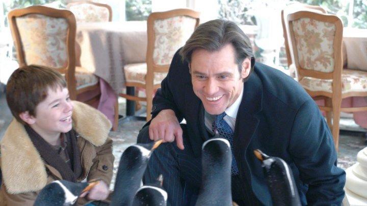 Пингвины мистера Поппера (США 2011) Фэнтези, Комедия, Семейный