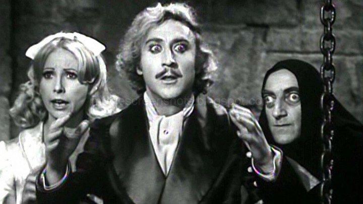 Молодой Франкенштейн 1974 комедия