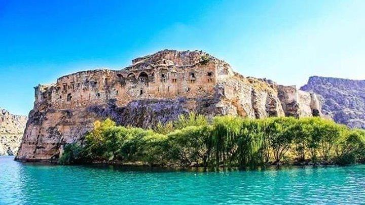 🔴 Армянская Жемчужина Средиземноморья - крепость Ромкла