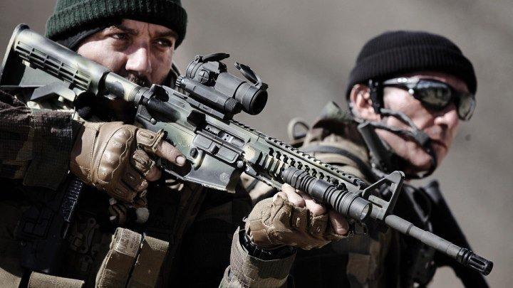 Отряд особого назначения. боевик, драма, военный