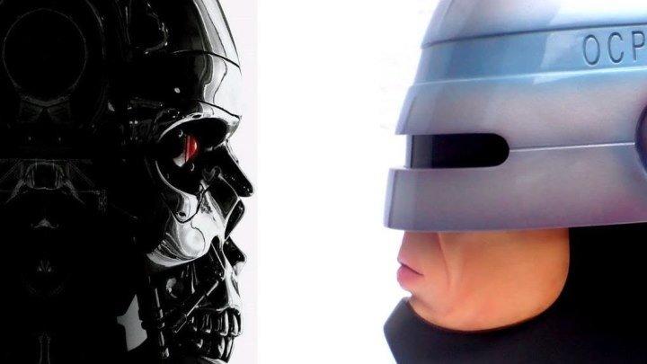 ✅ Робокоп против Терминатора полная версия