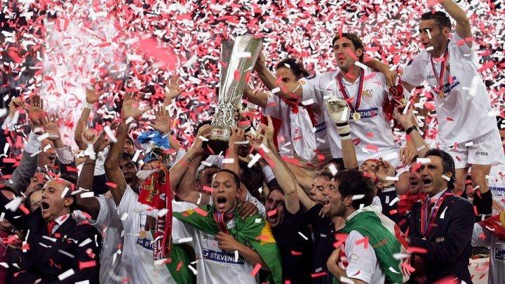 Финал Кубка УЕФА 2005-2006.Севилья (Испания) VS Миддлсбро (Англия) 4-0