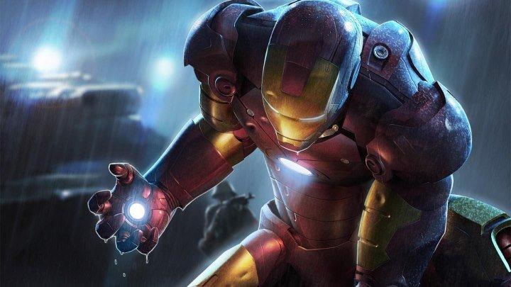 AC-DC - Shoot To Thrill (Iron Man 2) трек к фильму Железный человек 2