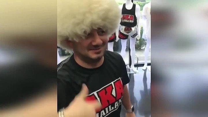 Новый соперник Хабиба. Смешно до слёз!))
