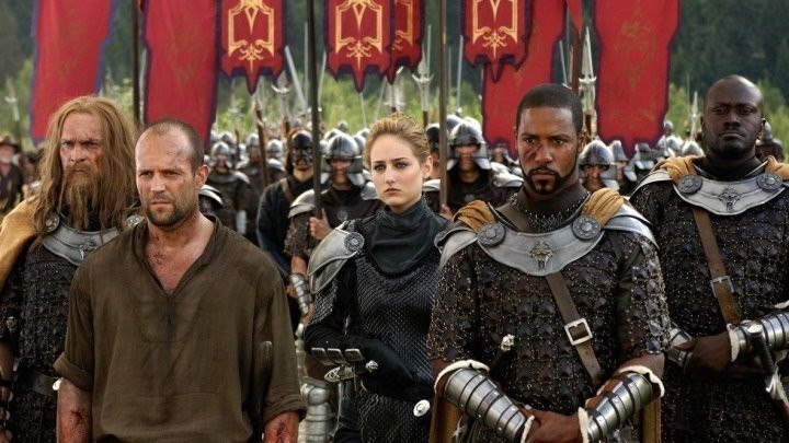 Во имя короля история осады подземелья. фэнтези, боевик, триллер, приключения