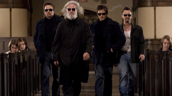 Святые из Бундока 2. День всех святых (2009) боевик