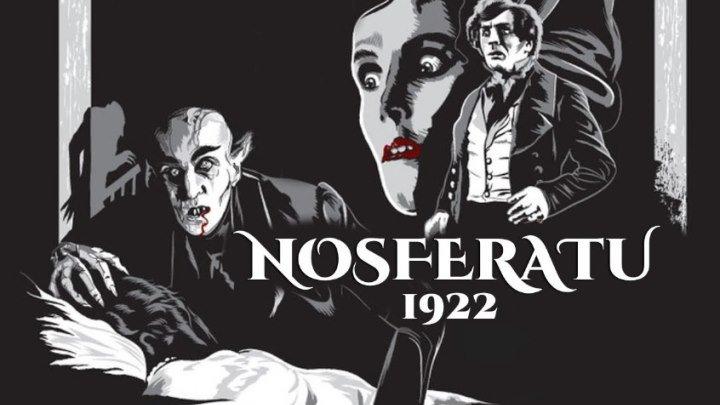 Nosferatu (1922) Max Schreck, Greta Schröder, Gustav von Wangenheim, Ruth Landshoff, Director: F.W. Murnau