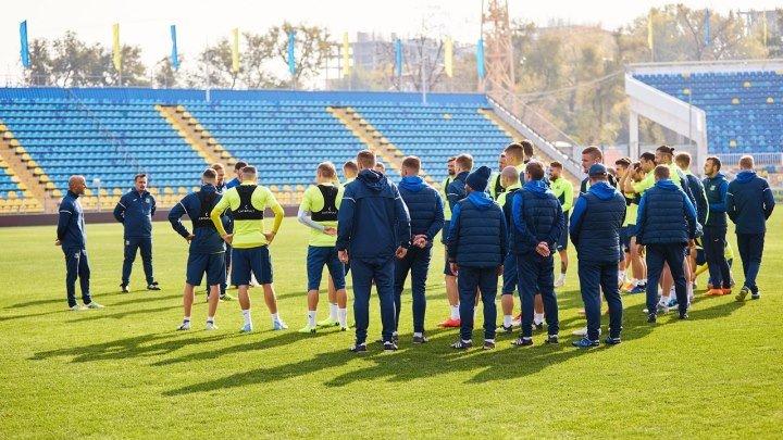 «Ростов» продолжает подготовку к матчу с «Анжи».