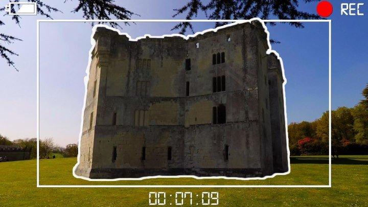 Замок Старый Сарум и Старый Вордурский замок(Великобритания)