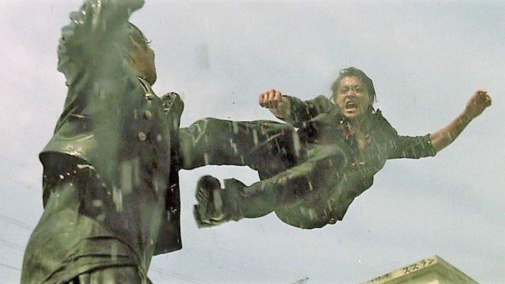 """Фильм """" ВОРОНЫ: НАЧАЛО """" боевик, триллер 2007"""