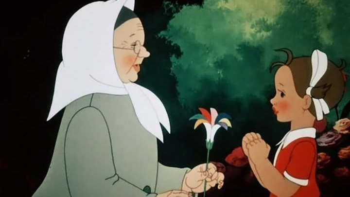 Цветик-Семицветик.