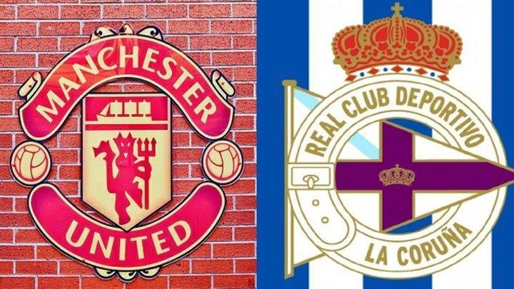 МАНЧЕСТЕР ЮНАЙТЕД (Англия) - ДЕПОРТИВО (Испания) (Лига чемпионов 2001-02, 1-й групповой этап, группа G) (139)
