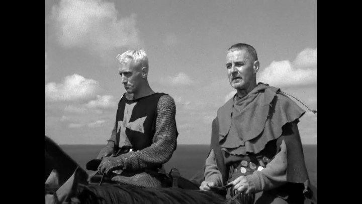 Седьмая печать (Швеция 1957) 16+ Драма, Артхаус, Фэнтези, Притча
