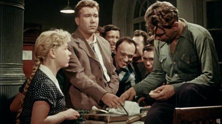 Фильм - Дорогой мой человек (1958г. военный мелодрама)