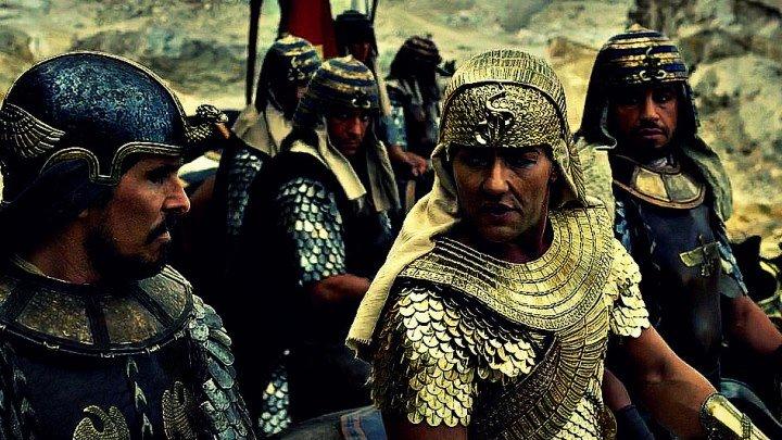"Фильм. Исход: ""Цари и боги"". Фэнтези, боевик, драма. Режиссер: Ридли Скотт."