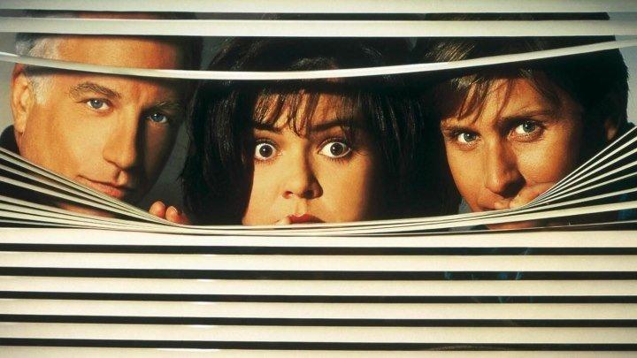 Снова засада (криминальная комедия от режиссера кинохитов «Голубой гром», «Короткое замыкание», «Птичка на проводе» Джона Бэдэма с Ричардом Дрейфуссом и Эмилио Эстевесом) | США, 1993