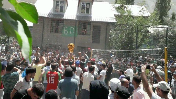 БАРХОРОГ ..Волейбол..БАРТАНГ--ШОХДАРА..3-2