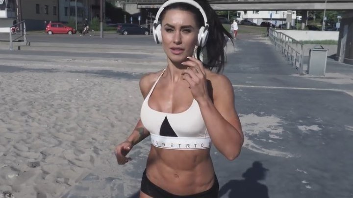 Мотивация для девушек! Фитнес!