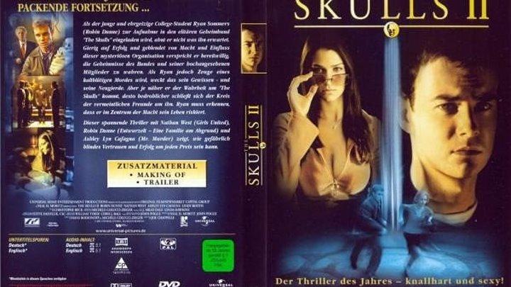 Черепа 2 (2002) триллер