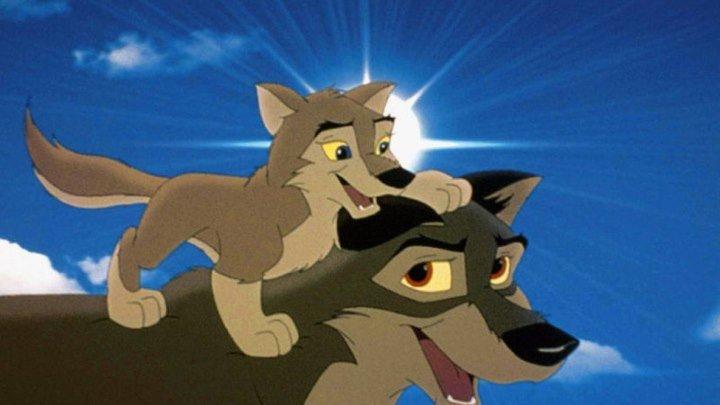Балто 2: В поисках волка 2002 мультфильм, фэнтези, приключения, Семейный фильм