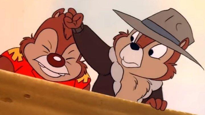 Чип и Дейл спешат на помощь (1989 – 1990)мультфильм, комедия, детектив, приключения, Семейный фильм