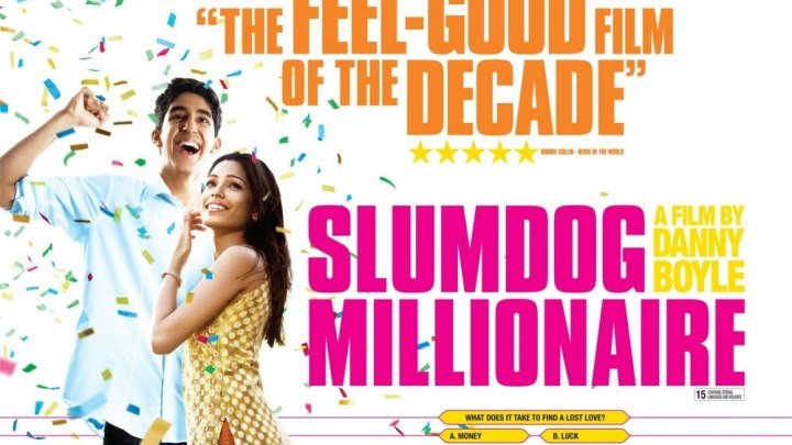 Миллионер из трущоб (2008) Slumdog Millionaire