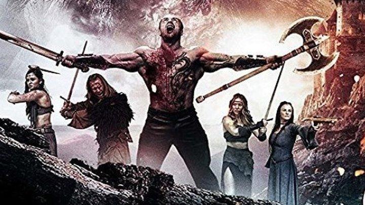 Викинги в осаде / Viking Siege (2017). боевик, приключения
