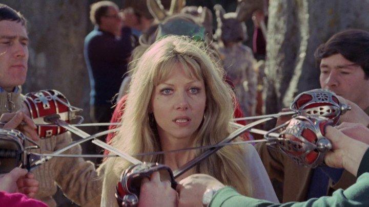 ПЛЕТЕНЫЙ ЧЕЛОВЕК. 1973 HD ужасы ,триллер,драма.