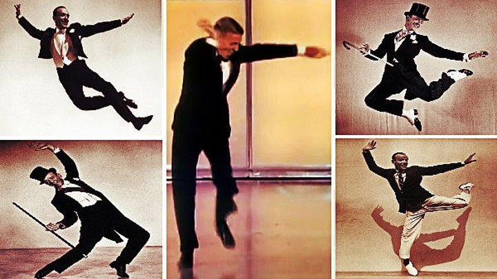 Фред Астер в 71 год отжёг на церемонии «Оскар-1970»!