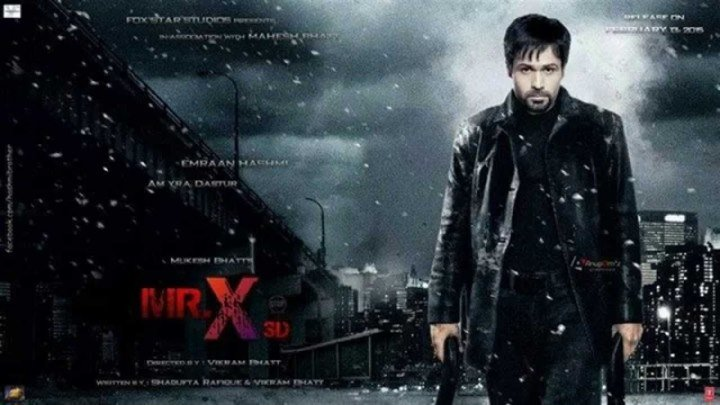 МИСТЕР ИКС (2015) HD фантастика, боевик, триллер, криминал Индия