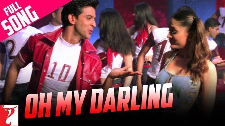 📀Oh My Darling I Love You / Из фильма - ( Mujhse Dosti Karoge! / Будешь со мной дружить ? ) - 2002 г. - ♡INDIA♡ - Актёрский состав - ( Hrithik Roshan ) , ( Kareena Kapoor Khan ) , ( Rani Mukerji Chopra ) , ( Uday Chopra ) , и др...📀