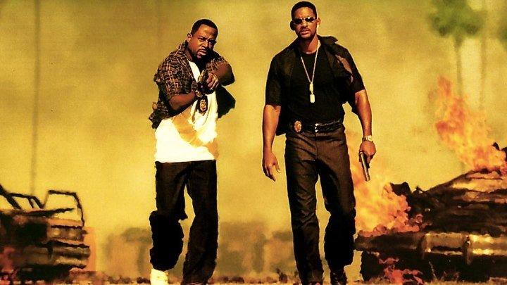 Плохие парни / Плохие парни 2 _ (1995-2003) Боевик,триллер,комедия,криминал