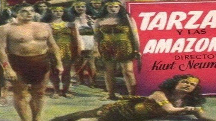 Tarzán y las amazonas (1945) 2