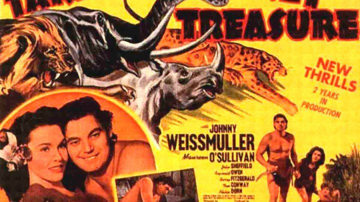 El tesoro de Tarzán (1941) 2