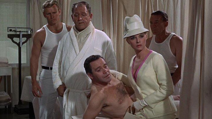 Как пришить свою женушку (1964) / How to Murder Your Wife (1964)