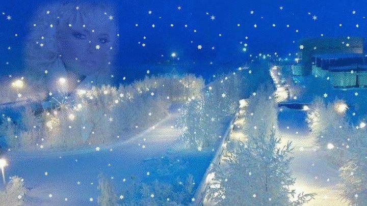 `СИНИЙ, СИНИЙ ИНЕЙ` ❉❉ - Новогодние песни ❉ Cкоро, скоро Новый Год!!!