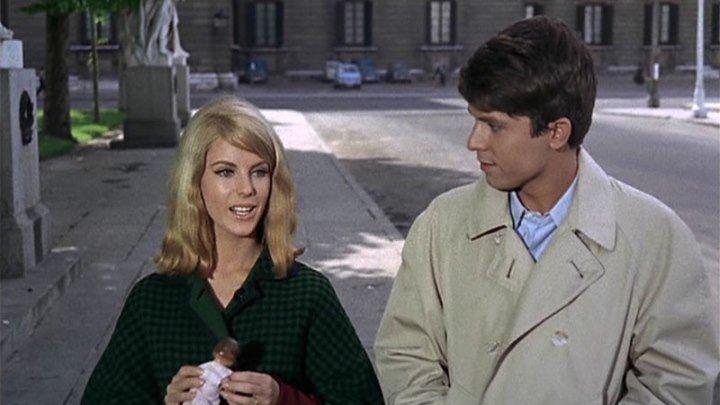 "х/ф ""Когда тебя нет"" (1966) HD Советский дубляж"