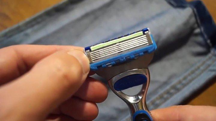 Как заточить любую бритву в домашних условиях. Легко и просто!