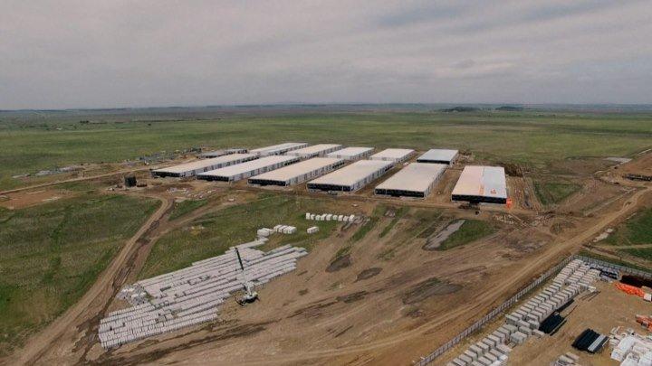 Даёшь по металлу! Славянский СРЗ снабжает металлоконструкциями глобальные стройки