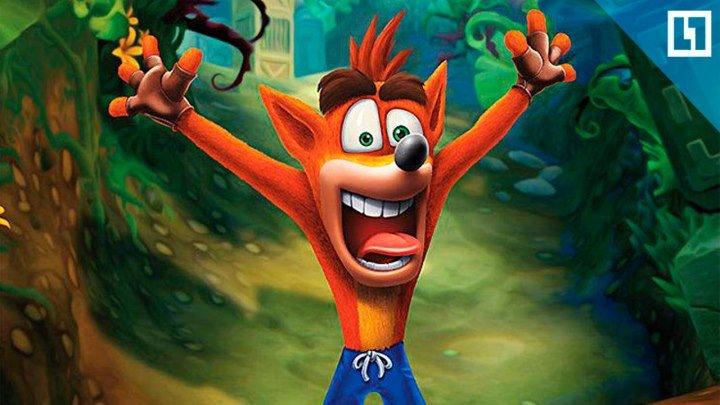 Легендарная игра детства: Crash Bandicoot N.Sane Trilogy