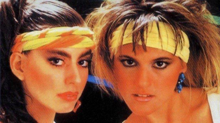 Fun Fun - Colour My Love (Angel Casas Show, 1985)