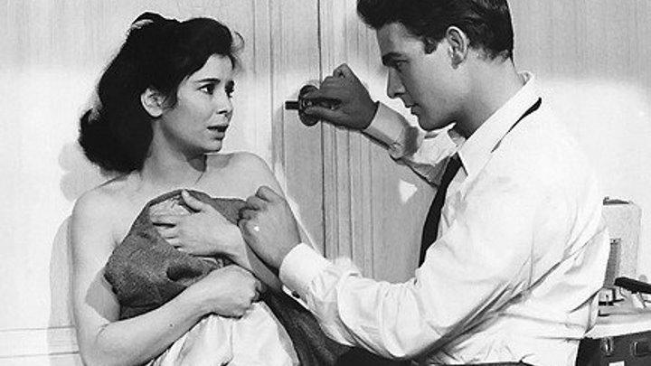 """х/ф """"Супружеская жизнь"""" (Франция,1963) Советский дубляж"""
