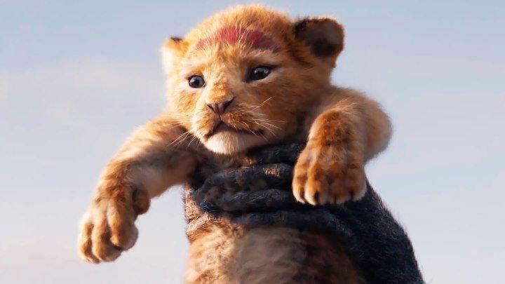 Король Лев — Русский тизер-трейлер 2019