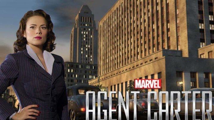Агент Картер (2015) боевик, приключения HD (0)