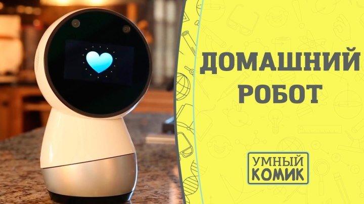 Робот-помощник для дома