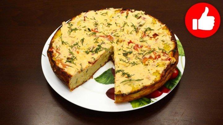 Закусочный пирог из кабачков в мультиварке, рецепт пирога! Мультиварка и рецепты для мультиварки