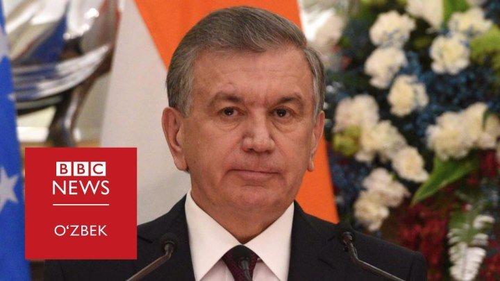 Президент Мирзиёев Би-би-сига албатта рухсат бўлишини айтди