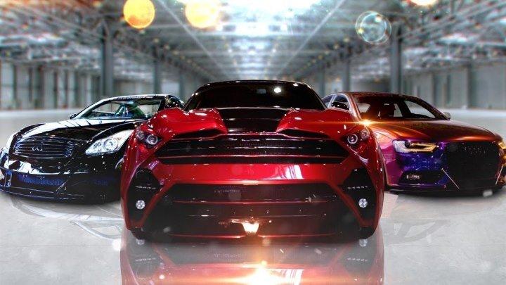 Шедевры авто тюнинга 2018! Auto tuning show
